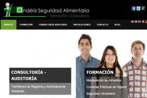 ANDERIZ SEGURIDAD ALIMENTARIA