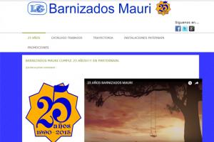 BARNIZADOS MAURI
