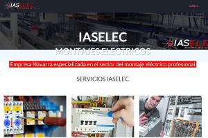 IASELEC MONTAJES ELECTRICOS
