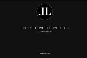 LUXEONLIFE VENTA EXCLUSIVA