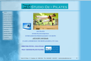 STUDIO O2 PILATES